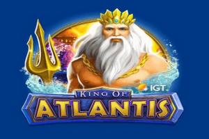 King of Atlantis Online Slot
