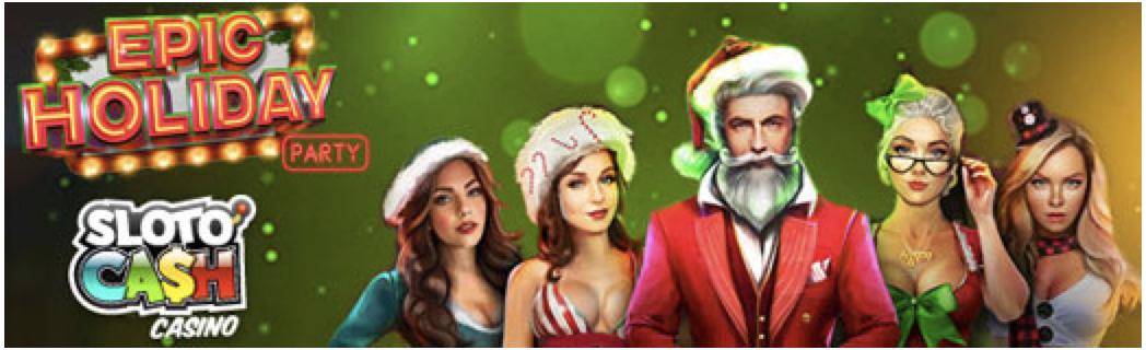 Epic Holiday Slot