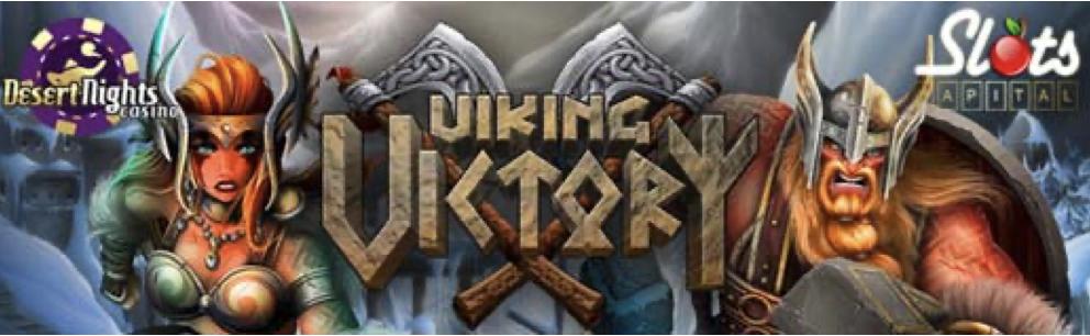 Viking Victory Slot from Rival Gaming